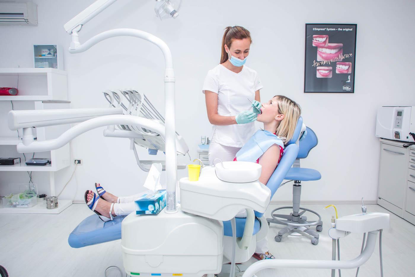 Galleria del sorriso - studio dentistico - Fiume