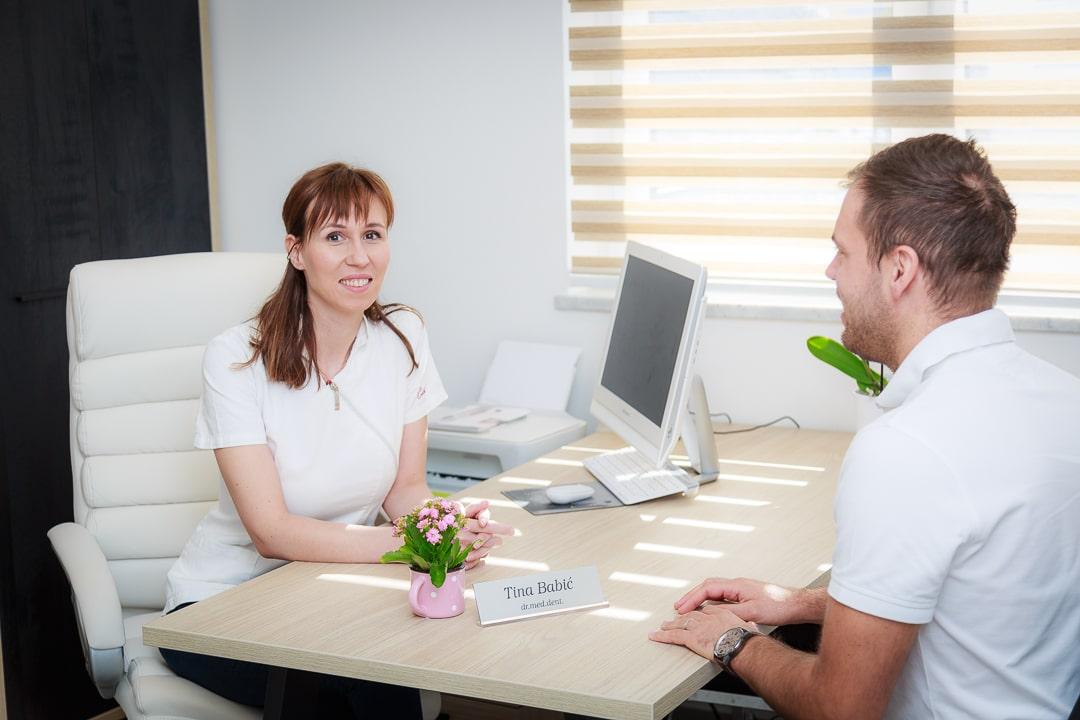 Ordinacija dentalne medicine Tina Babic - galerija